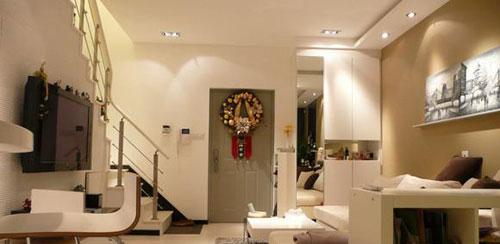 70平米装修效果图 70小户型装修效果图 70小户型装修图 70平2室1厅