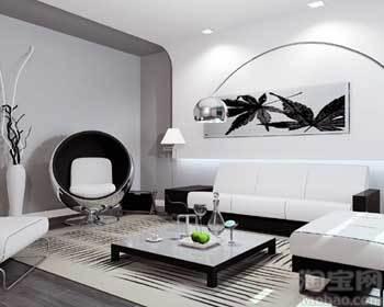 客厅装修效果图欣赏-精彩盘点客厅样板   上海的女人大多以时