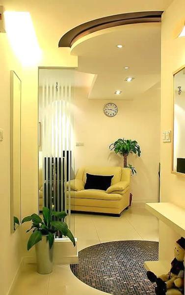 90平米装修效果图 90平米装修效果图2室1厅 温馨90平优雅美家