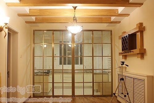 两房两厅装修效果图 两房两厅装修图片 现代梦中楼阁两居