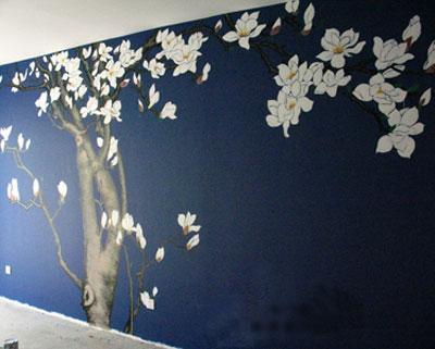 墙贴效果图 电视背景墙贴 客厅墙贴 卧室墙贴效果图 打造懒人装修张扬