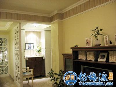 123平简约三室两厅装修图片 三室两厅装修 120平米装修 时尚风格装修