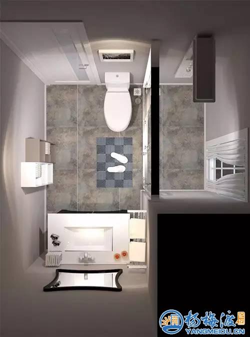 淋浴房的装修 您考虑好了吗高清图片