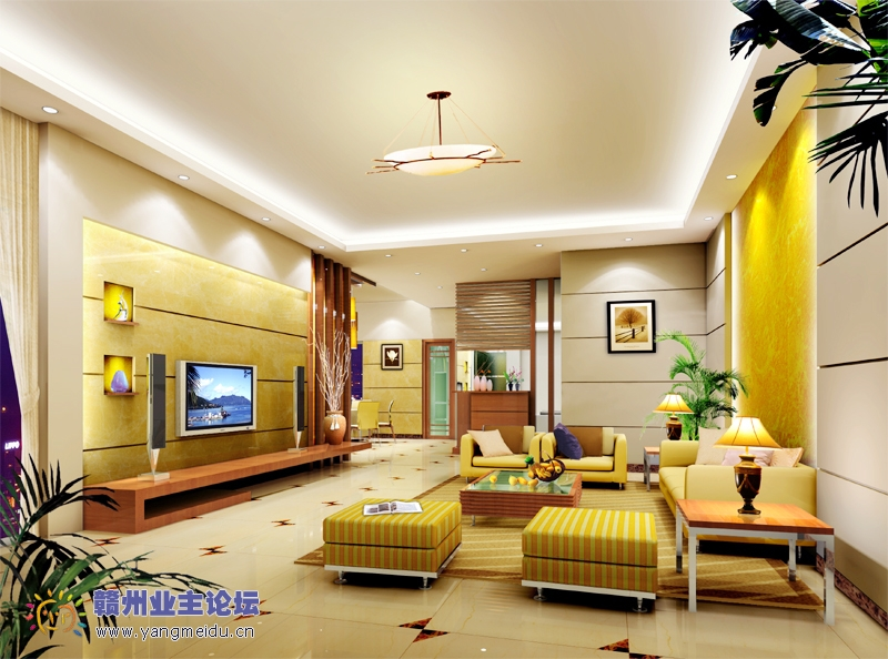 100平米新房装修图