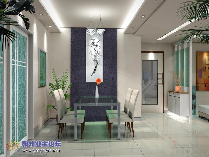 100平米新房装修图高清图片